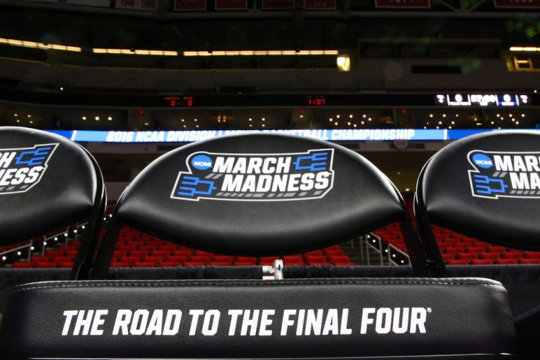 The PNC arena in Raleigh hosted games for the first and second rounds of the NCAA tournament on March 17, 2016.