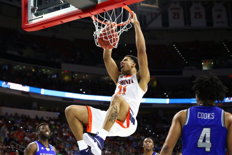 UVa defeats Hampton 81-45